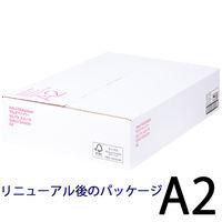 コピー用紙 マルチペーパー セレクト スムース  A2 1箱(1250枚:250枚入×5冊) 国内生産品 FSC認証 アスクル
