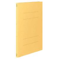 コクヨ フラットファイルV樹脂製とじ具 A3縦 15mmとじ 黄 フ-V43Y 1セット(100冊)