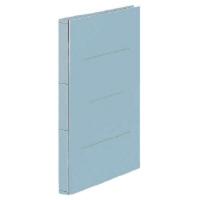 コクヨ フリーワイドファイルひもとじタイプ A4縦 2穴 青 1セット(200冊:5冊入×40パック)