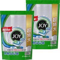 ジョイジェルタブ JOY 1セット(1袋60個入×2) 食洗機用洗剤 P&G