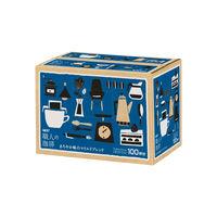 【ドリップコーヒー】UCC上島珈琲 職人の珈琲ドリップコーヒー まろやか味のマイルドブレンド 1箱(100袋入)