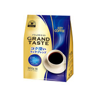 【コーヒー粉】キーコーヒー グランドテイスト コク深いリッチブレンド 1袋(330g)