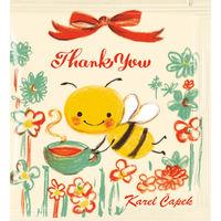 カレルチャペック メッセージ(Thank you)ティーバッグ アールグレイティー 1箱(20バッグ入)