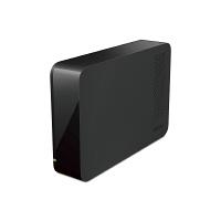 バッファロー USB3.0用 外付けHDD 3TB ブラック HD-LC3.0U3-BKF 1台