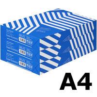 コピー用紙 マルチペーパー スーパーエコノミー+ A4 1セット(1500枚:500枚入×3冊) アスクル