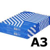 コピー用紙 マルチペーパー スーパーエコノミー+ A3 1セット(1000枚:500枚入×2冊) アスクル