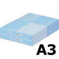 コピー用紙 マルチペーパー スーパーホワイト+ A3 1セット(1000枚:500枚入×2冊) 高白色 アスクル