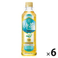 【トクホ・特保】サントリー 伊右衛門 特茶 ジャスミン 500ml 1セット(6本)