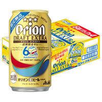 アサヒビール アサヒ オリオンドラフトエクストラ 350ml × 24缶