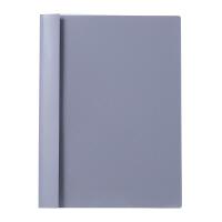 プラス P.P.レポートファイル A4 ブルー FL-101RT 82004 1箱(100冊:10冊入×10袋)