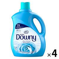 ウルトラダウニー(Downy) 柔軟剤 クリーンブリーズ 大容量3.06L 1ケース(4個入) P&G