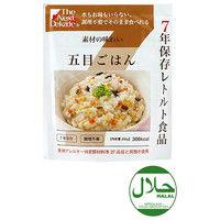 グリーンケミー The Next Dekade 7年保存レトルト食品 五目ごはん 1食