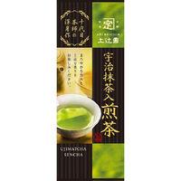 上辻園 茶師の渾身作 宇治抹茶入煎茶 1袋(100g)