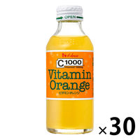 C1000ビタミンオレンジ 1セット(140mL×30本) ハウスウェルネスフーズ 栄養ドリンク