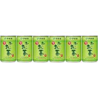 伊藤園 おーいお茶 155g 1セット(6缶)