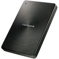 アイ・オー・データ機器 USB 3.0対応 ポータブルHDD「カクうす」2.0TB 黒 HDPX-U HDPX-UTA2.0K 1台