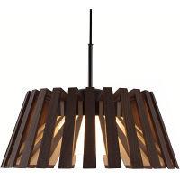 柿下木材 リタ ダイニングペンダントライト ウォルナット (配線ダクト用) P-Rita/02p 1台