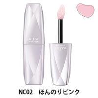 NC02(自然なツヤ感と血色感を出す、ほんのり色づくピンク)