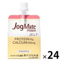 ジョグメイトプロテインゼリー 1セット(24個入) 大塚製薬 栄養補助ゼリー