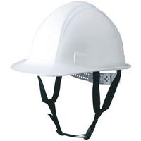 TOYO SAFETY(トーヨーセフティー) ヘルメット(インナー付) 業務用パック ABS樹脂 白 頭囲/53cm~61cm NO.170F 1箱(10個入)