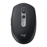 ロジクール 無線(2.4GHz/Bluetooth)マウスM590 ブラック(グラファイトトーナル) 光学式/7ボタン/2年/静音/マルチデバイス M590GT
