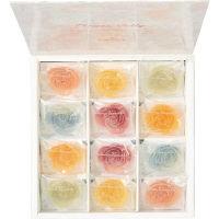 彩果の宝石 花ゼリー12個入