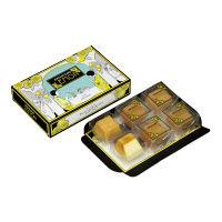 資生堂パーラー 夏のチーズケーキ(レモン)6個入 1個 伊勢丹の贈り物