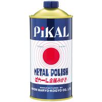 日本磨料工業 ピカール 金属磨き 500g 13100 1缶