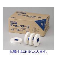 ニチバン バトルウィンテーピングテープ(非伸縮タイプ) 19mm×12m CH19 1箱(24巻入) (取寄品)