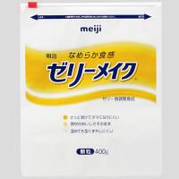 明治 ゼリーメイク 400g 2671301 1箱(10袋入) (取寄品)