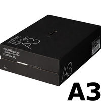 フルカラー印刷対応 マルチペーパー フルカラーペーパー 81g A3 1箱(1250枚:250枚入×5冊) 国内生産品 FSC認証 アスクル