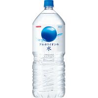 アルカリイオンの水 2L×9本 PET