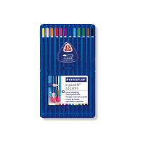ステッドラー エルゴソフト水彩色鉛筆 12色セット 156 SB12 1セット(12色セット×10セット) (取寄品)