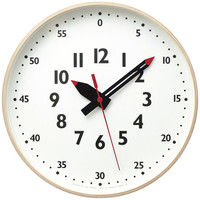 Lemnos(タカタレムノス) ふんぷんクロック YD14-08 M 1個 [クオーツ 掛け 時計]