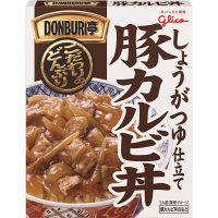 江崎グリコ DONBURI亭 豚カルビ丼 160g 1食