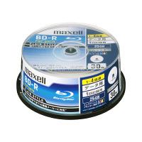 マクセル データ用BD-R 30枚スピンドル ワイドプリント対応 BR25PPLWPB.30SP 1パック(30枚入)