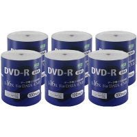 磁気研究所 データ用DVD DR47JNP100_BULK4 1箱(600枚入)