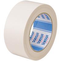 カラー布テープ No.600V 0.22mm厚 50mm×25m巻 白 N60WV03 1箱(30巻入) 積水化学工業