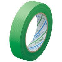 ダイヤテックス 養生テープ パイオランクロス粘着テープ Y-09-GR 塗装養生用 グリーン 幅25mm×長さ25m巻 1箱(60巻入)
