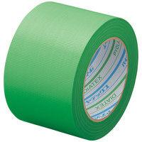 ダイヤテックス 養生テープ パイオランクロス粘着テープ Y-09-GR 塗装養生用 グリーン 幅75mm×長さ25m巻 1箱(18巻入)