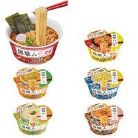 日清食品 麺職人詰合せ 1箱(12食)
