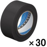 寺岡製作所 養生テープ P-カットテープ No.4140 塗装養生用 黒 幅50mm×長さ50m巻 1箱(30巻入)