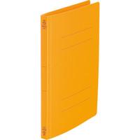 キングジム フラットファイルクイックイン A4タテ オレンジ 4432 1袋(10冊入)