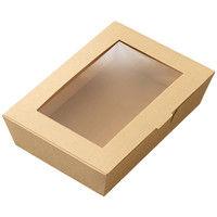 窓付ランチボックス M 1袋(50枚入)