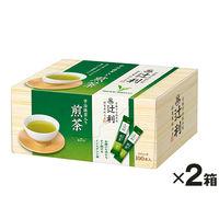 辻利 インスタント煎茶 1セット(200本:100本入×2箱)