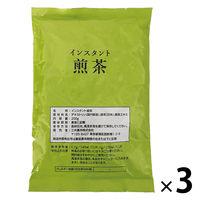 NITTOH 煎茶パウダー 業務用 1セット(200g×3袋)