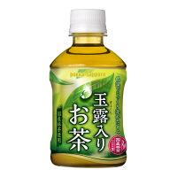 ポッカサッポロフード&ビバレッジ 玉露りお茶 275ml 1箱(24本)