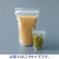 生産日本社 ラミジップ 透明タイプ チャック袋 90×115+28mm  LZ-9 1セット(150枚:50枚入×3袋)