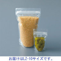 生産日本社 ラミジップ 透明タイプ チャック袋 100×160+30mm LZ-10 1セット(150枚:50枚入×3袋)