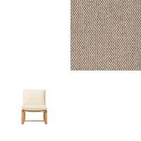綿平織LDソファチェア用カバー/ベージュ